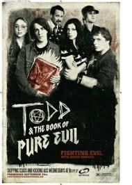Тодд и книги чистого зла