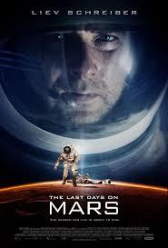 Последние дни на Марсе смотреть онлайн